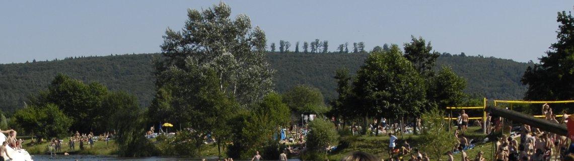 FKK Bereich am Hot Sport Seepark